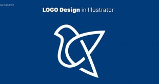 آموزش طراحی لوگو در ایلستریتور