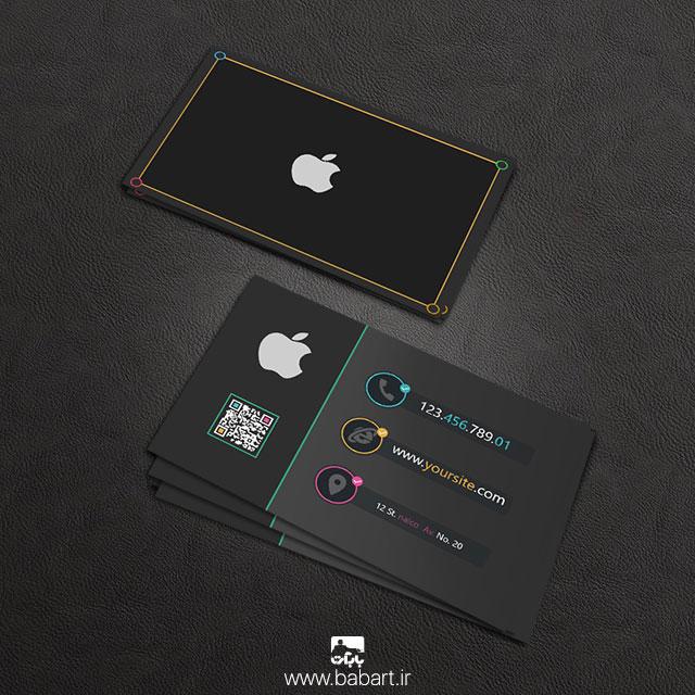 آموزش طراحی کارت ویزیت در فتوشاپ