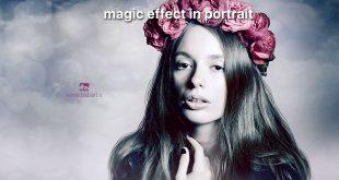 افکت جادویی بر روی تصاویر در فتوشاپ