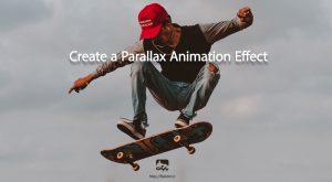 ایجاد افکت پارالکس بر روی تصاویر در فتوشاپ و افترافکت