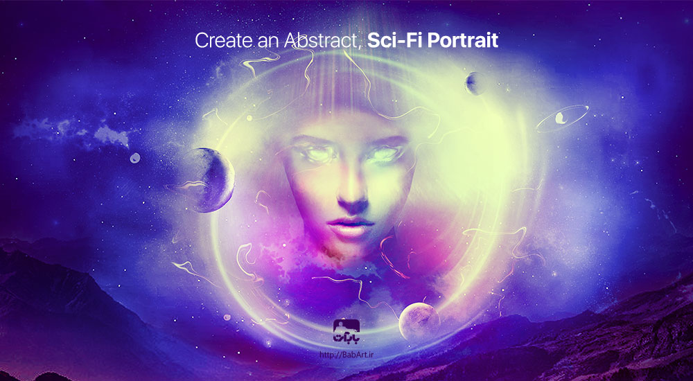 Create an Abstract, Sci-Fi Portrait in Adobe Photoshop