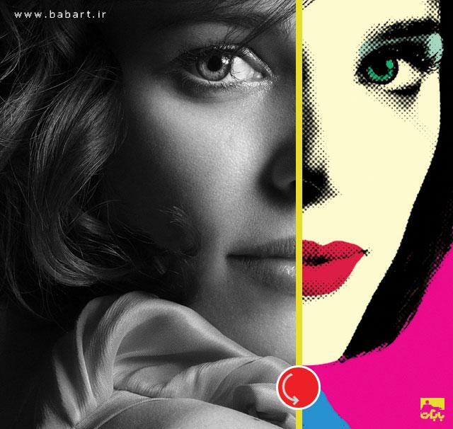 طراحی-پوستر-های-هنری-با-استفاده-از-دو-تکنیک-در-فتوشاپ-3