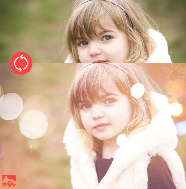 ایجاد سریع افکت های بی نظیر بر روی عکس
