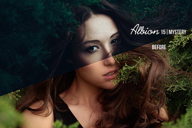 Albion - 48 Colorgrading LR Presets