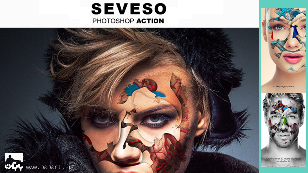 Graphicriver seveso photoshop action
